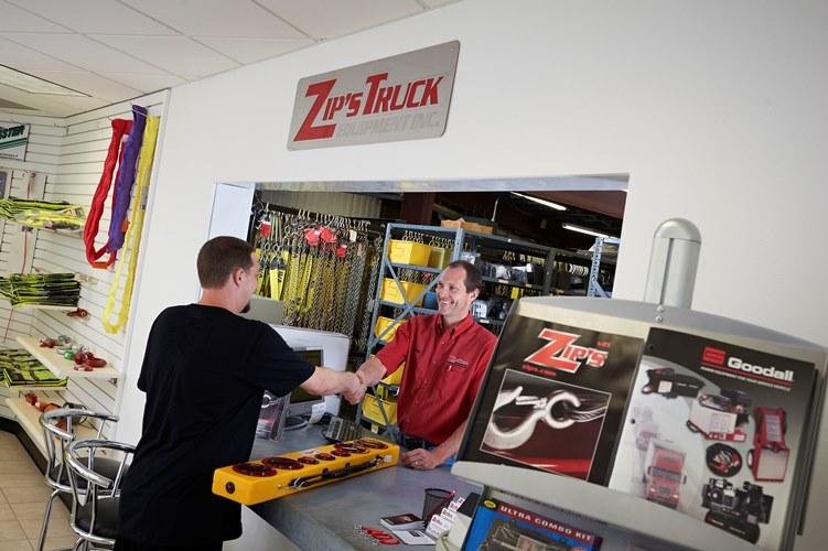 Zip's Parts Department