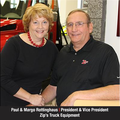 Paul & Margo Rottinghaus