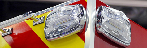 Whelen M Series and M V-Series