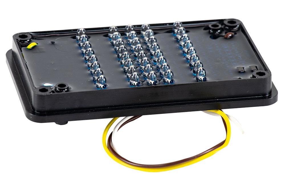 whelen power supply wiring diagram whelen l e d light module stop tail turn light  whelen l e d light module stop tail