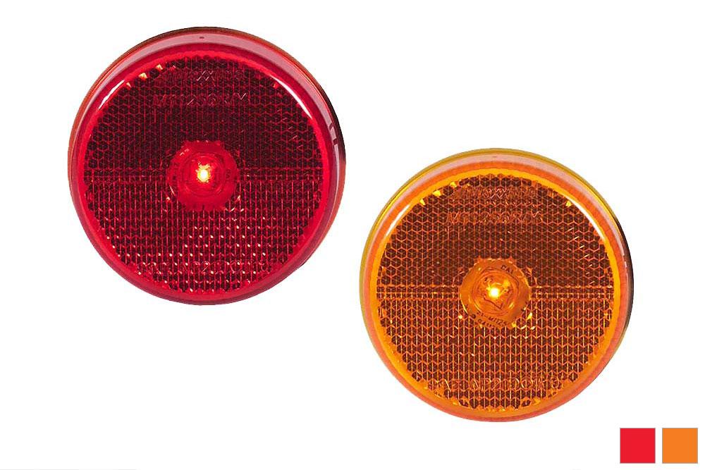Maxxima Led Light Reflector 2 1 2 Round