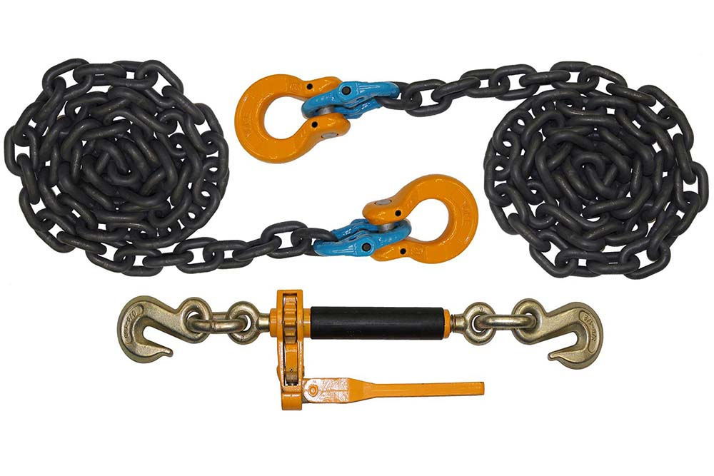 3//8 LIFTING CHAIN GRADE 80 Tow Dolly Axle Strap