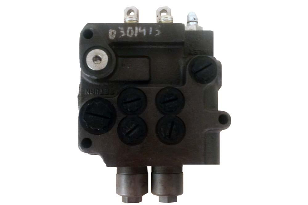Hydraulic, 2 Spool Valve