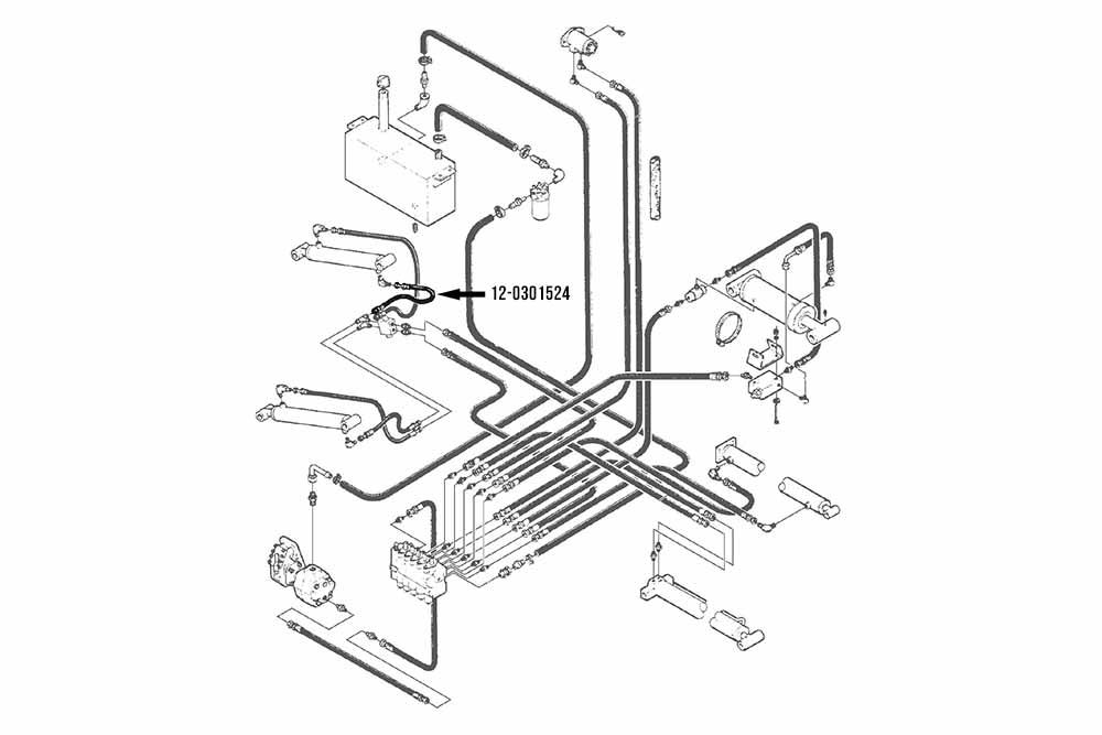 312 Boom Winch Hydraulics