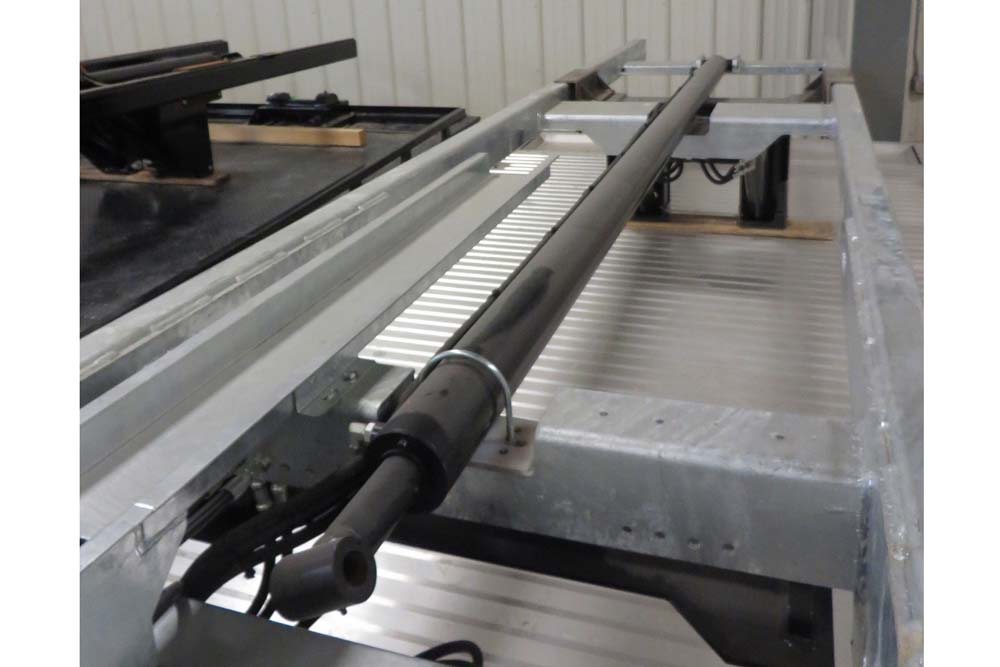 Miller Bed Extension Cylinder