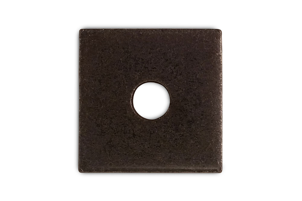 "Miller Washer, Square, 3"" x 3"""