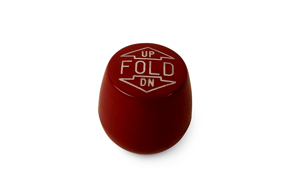 Miller Control Knob Fold Up / Down