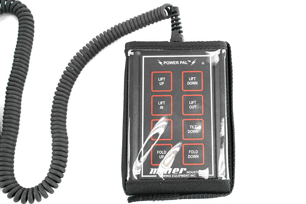 Miller 8 Function Wired Power Pal, HDPC08