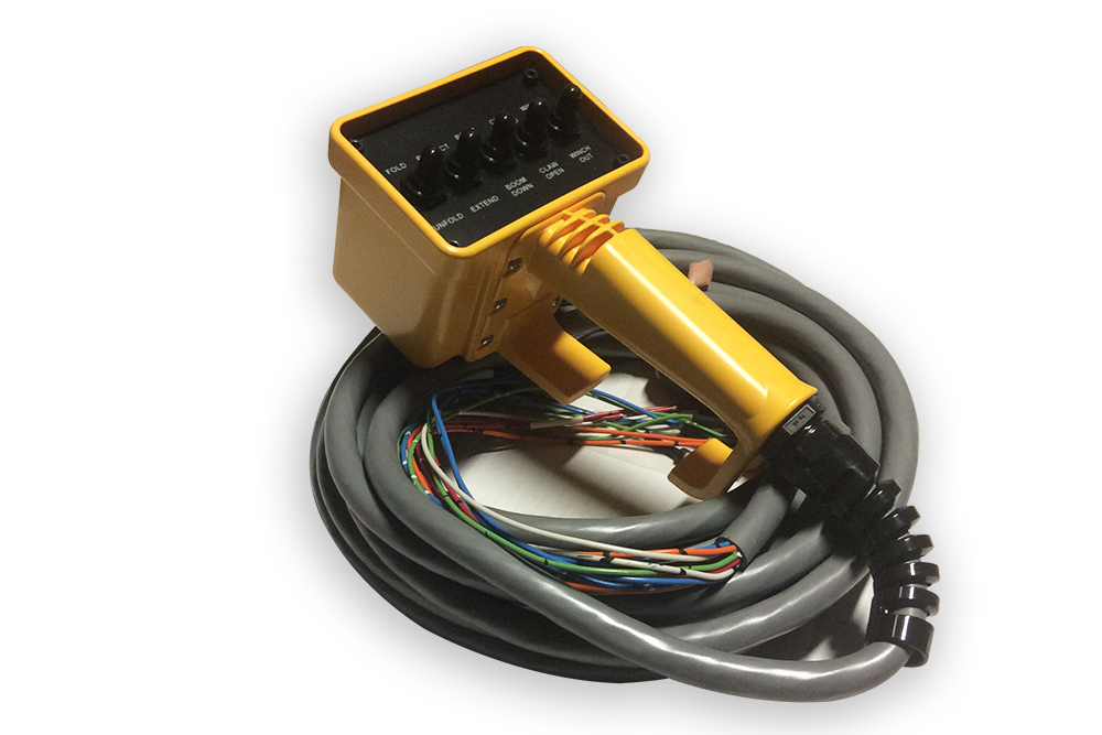 Remote-Handheld 5-Sw 22 Ft-810