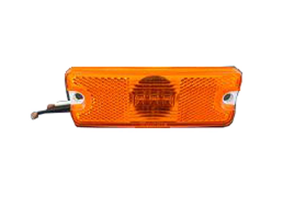 Miller LED Amber Marker Light