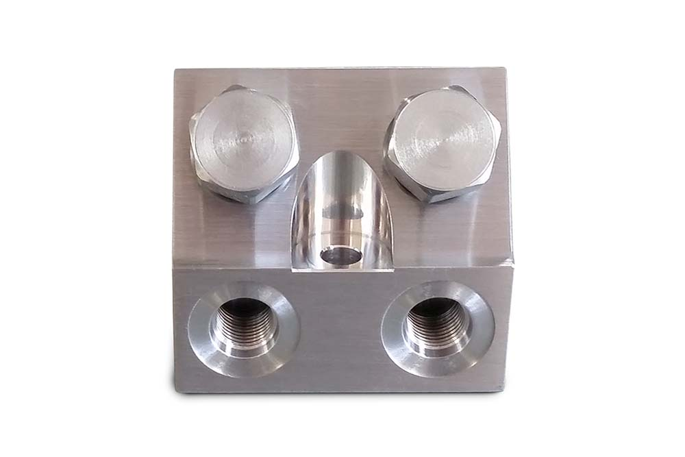 Miller Cylinder Lock Valve