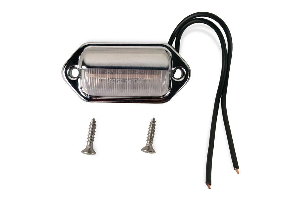 Miller License Plate LED Light Kit 10 / 12 / 15 / 20 / 30 Series