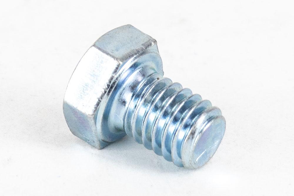3/8 -16 x 1/2 HHCS Grade 500 Zinc Plated