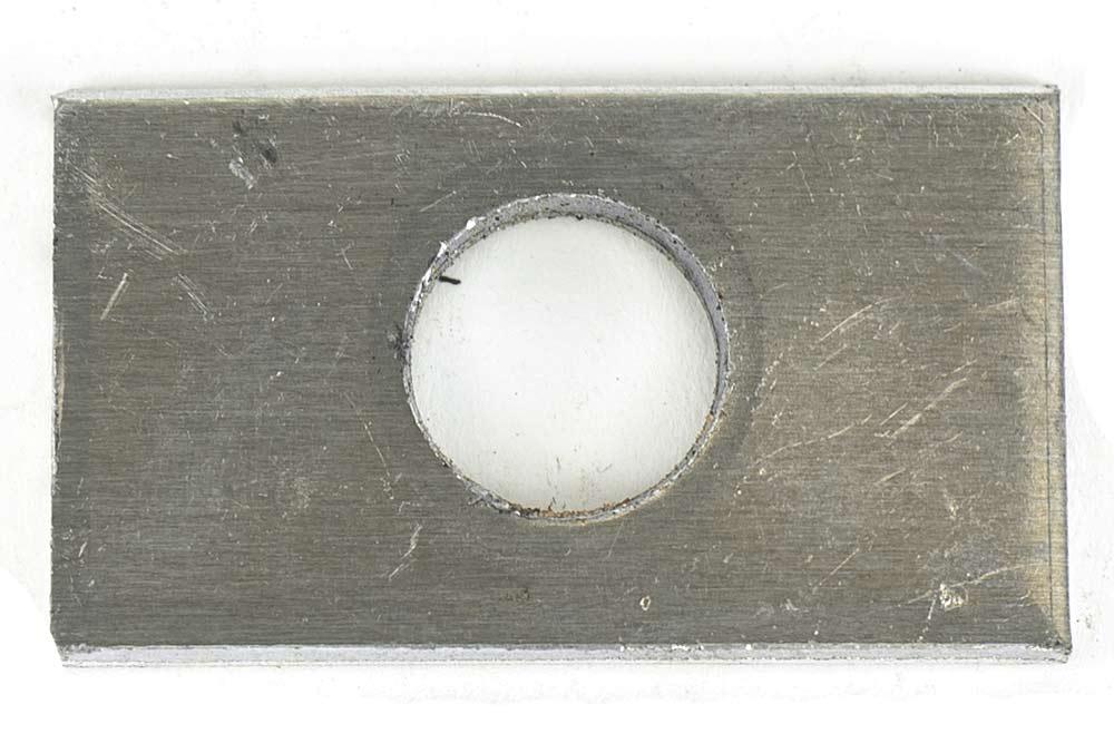 Miller Bearing Pad Stop Bar Aluminum Carriers