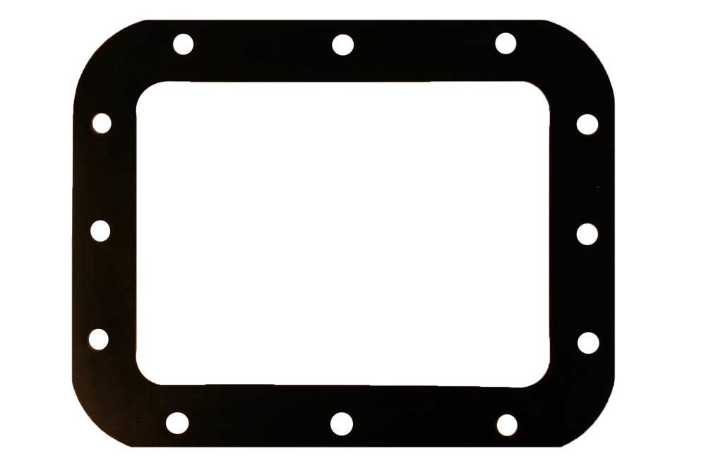 Miller Cleanout & Filler Gasket Cover