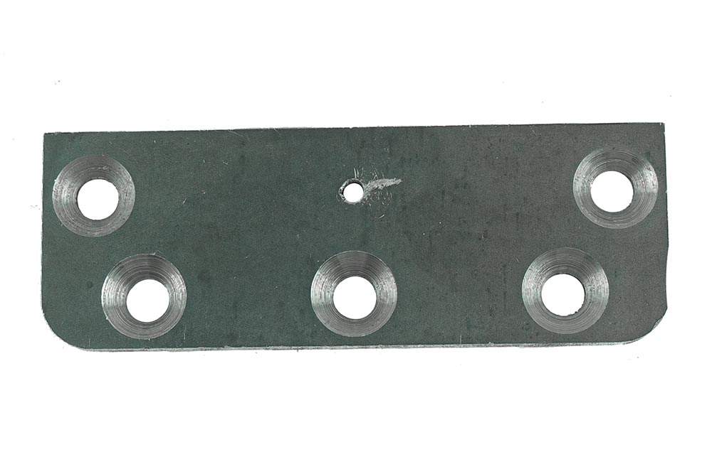 Miller Plate, Slide Pad Support