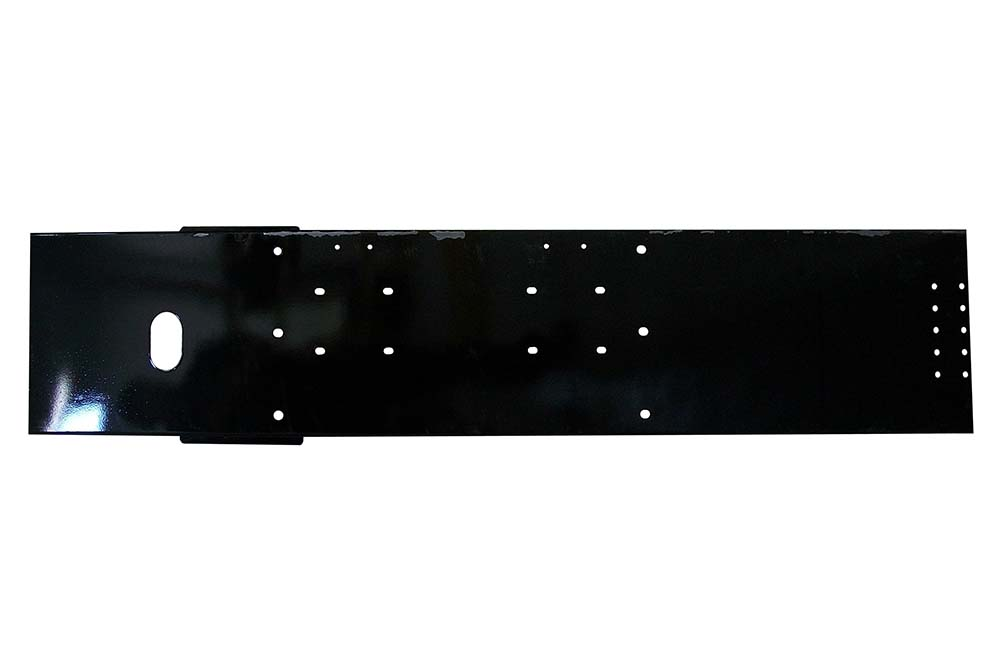 """Miller Control Channel Box 74"""" Black 05 & Up"""