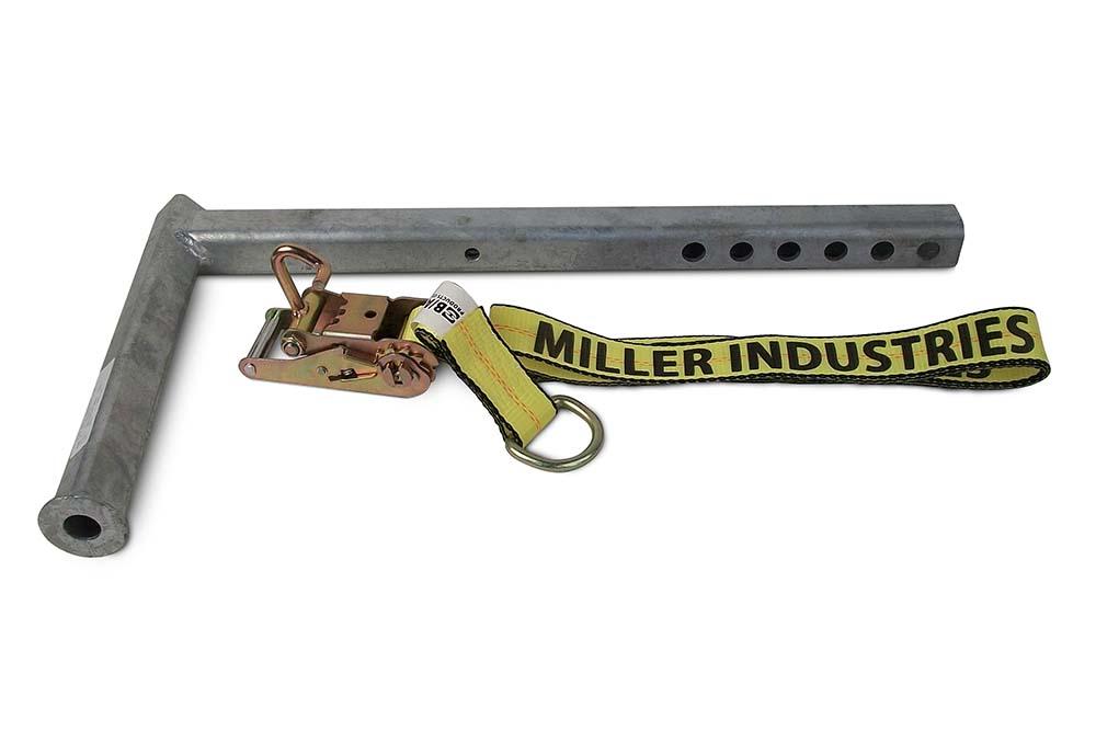 Miller L Arm 2 Rh Lh W Ratchet Strap Century Champion
