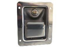 trimark stainless paddle latch