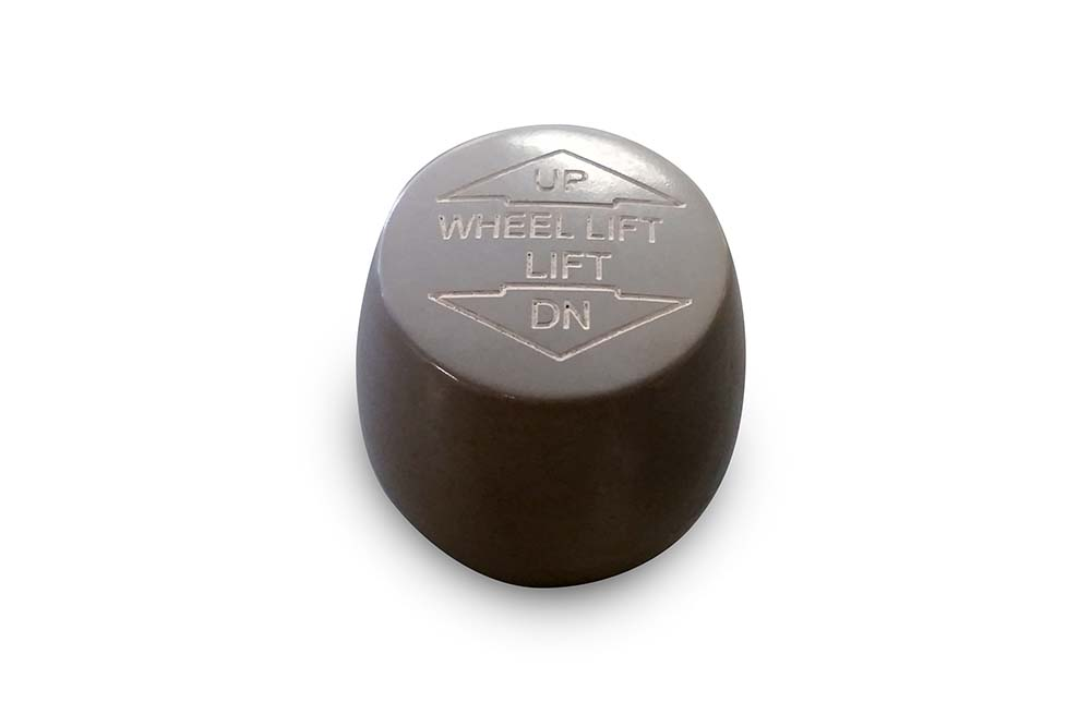 Miller Control Knob Grey WL Up / Down