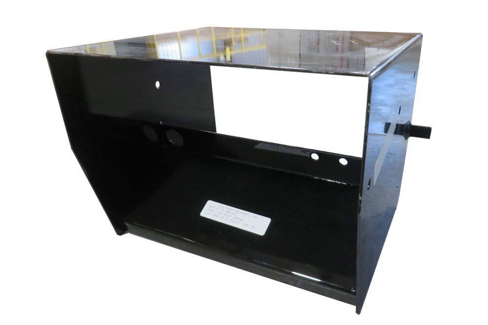 Miller Control Box 5 Spool Passenger Side Right Steel