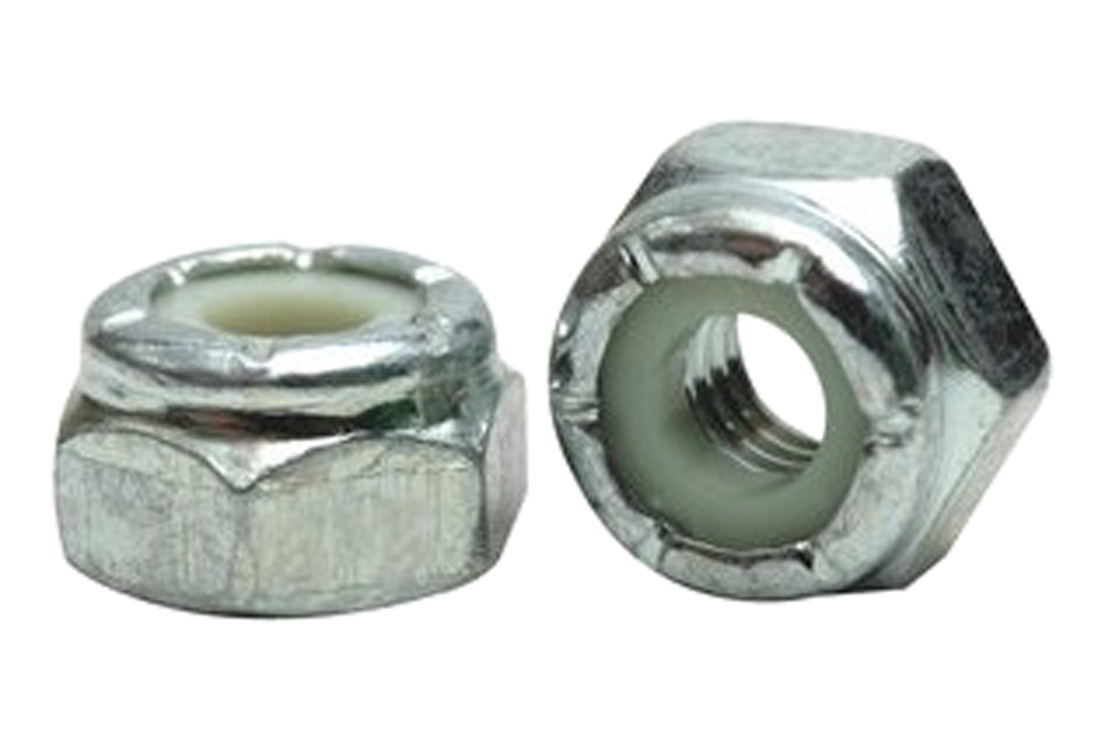 "Nylock Nut 1/4"" -20 Threads"