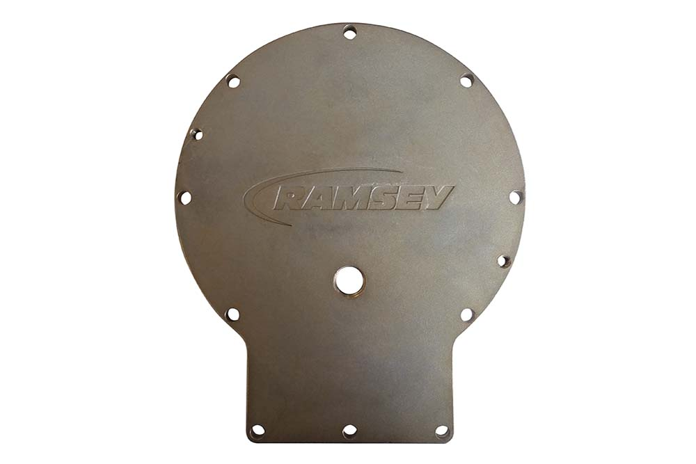 Ramsey Gear Cover 4 Ton Hydraulic Winch