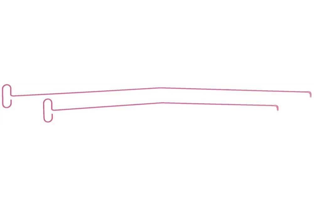 "NEXT GENERATION Pink Reach-It Long Reach Tool, 58""L"