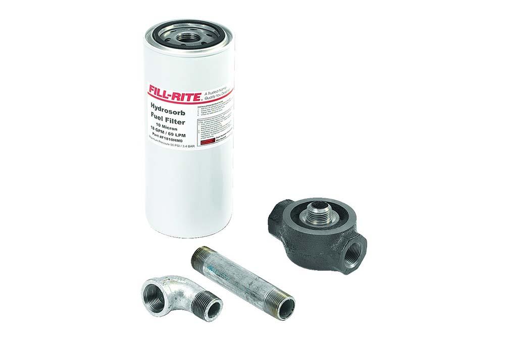 fill rite hydrosorb filter kit for transfer pump, 3 4\