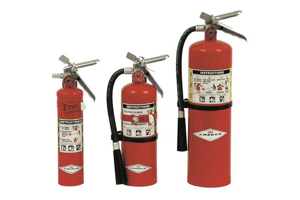 AMEREX Red Fire ExtinguisherAW Direct