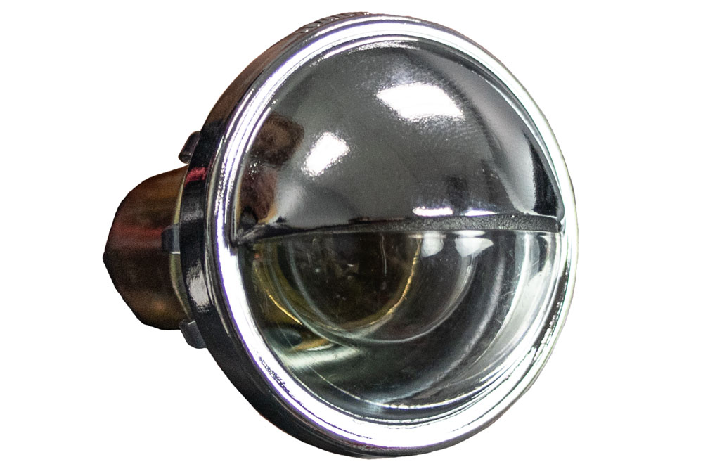 Truck-Lite Round License Plate Lamp