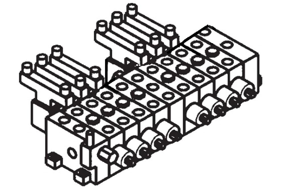 P70 Manual Valve 3012 / V30