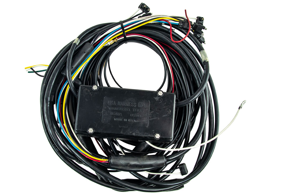 Wiring Harness, 810, For Century 300 Series, 812, And Holmes 440SL Wreckers
