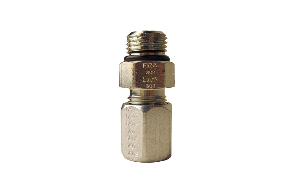 "Miller Male Connector, 3/8"" 6SAE"