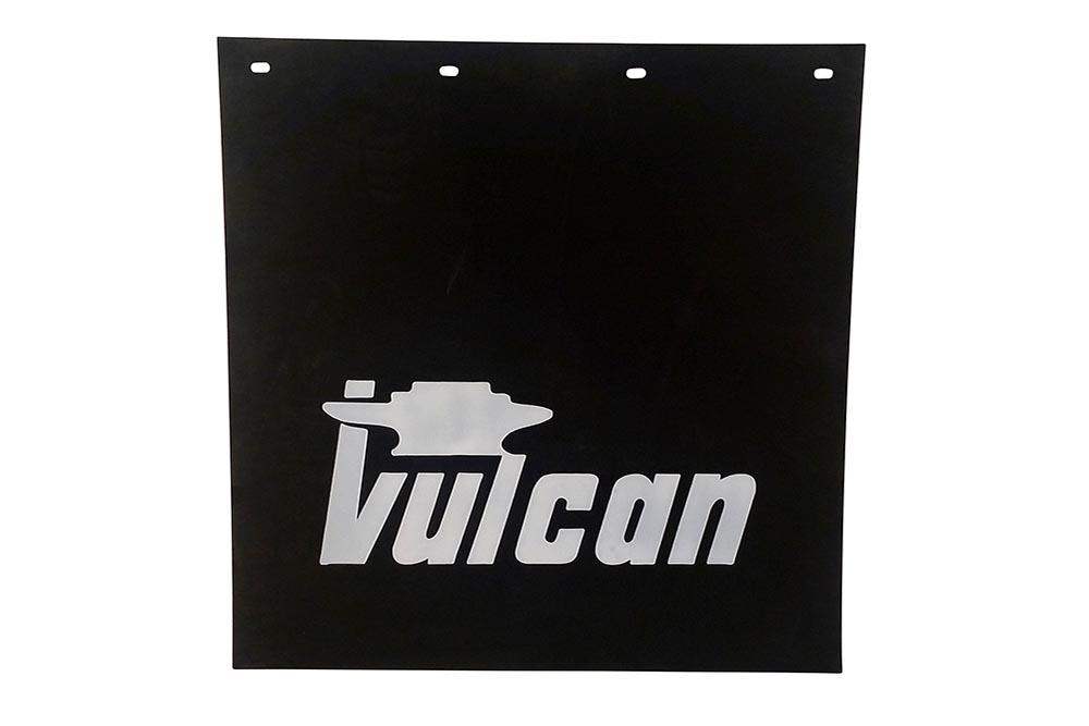 """Mud Flap, Vulcan, 24"""" x 24"""""""