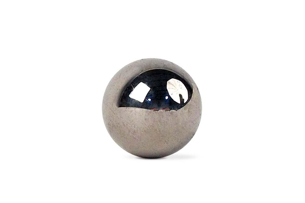 """Miller 1"""" Chrome Ball"""