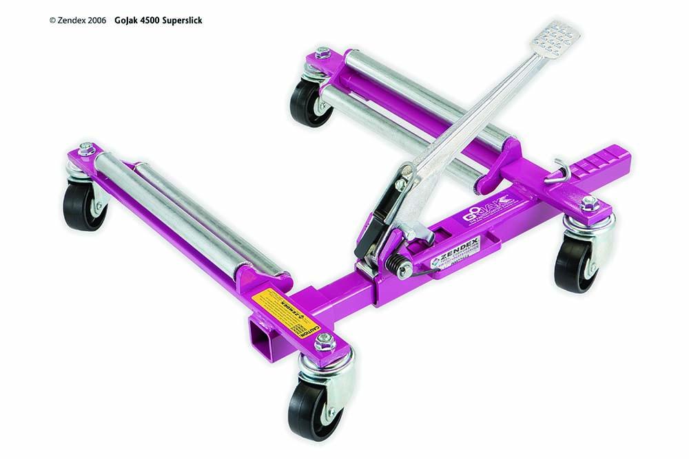 """GoJak® 4500 Super Slick Dolly, 20""""W Tires"""