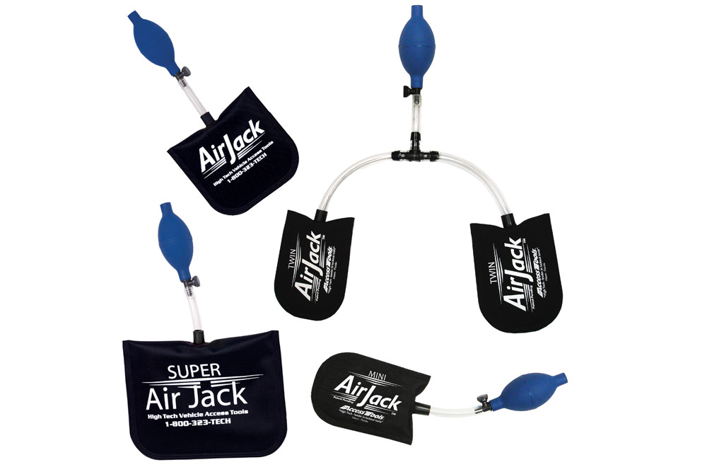 Access Tools Air Jack Four Pack