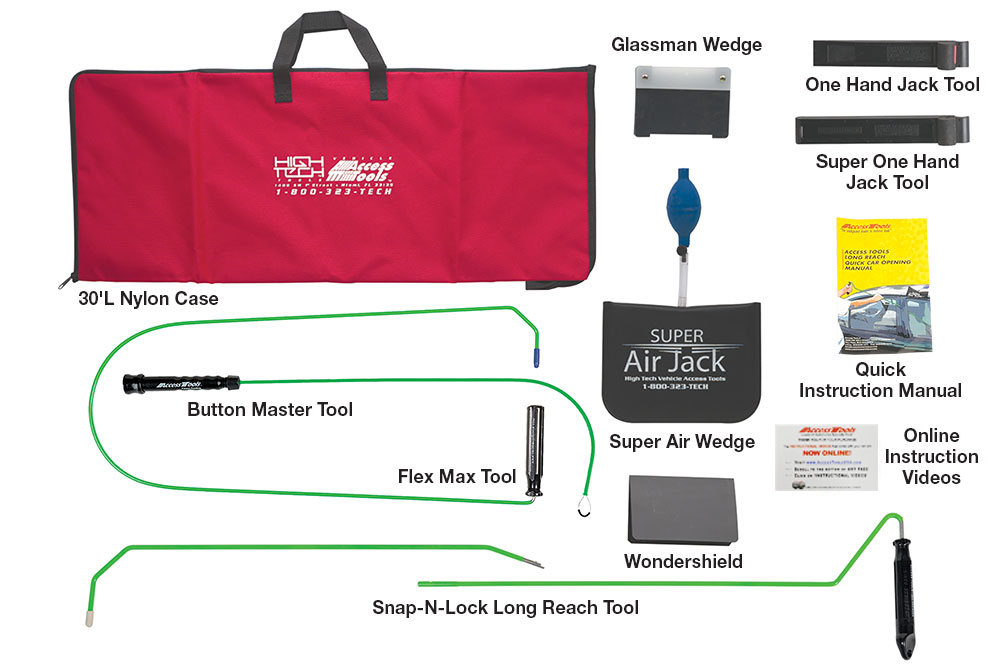 Access Tools Emergency Response Kit