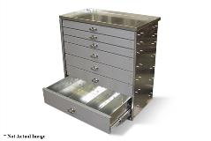 American Eagle Toolbox Seven Drawer