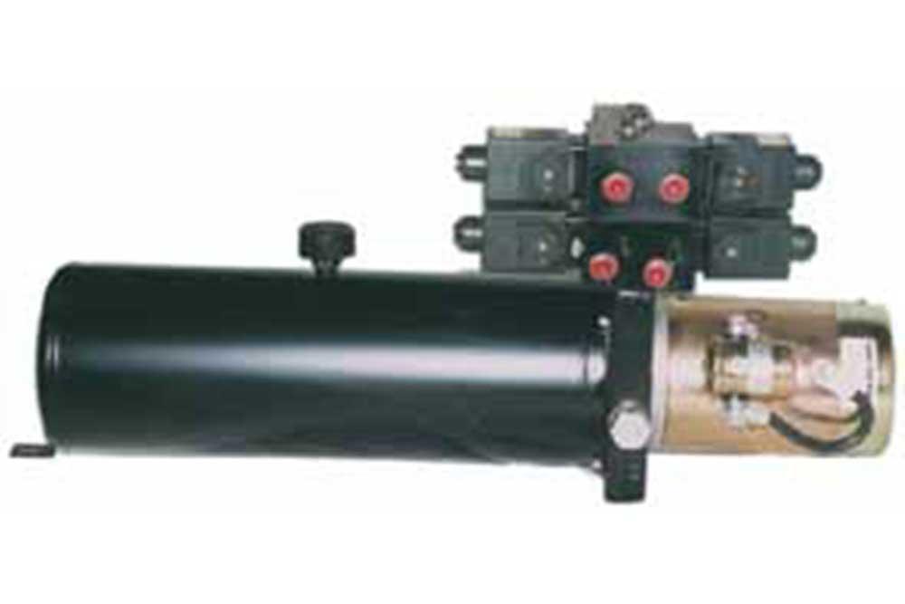 Fennerstone Electric Hydraulic Power Unit 12 Volt
