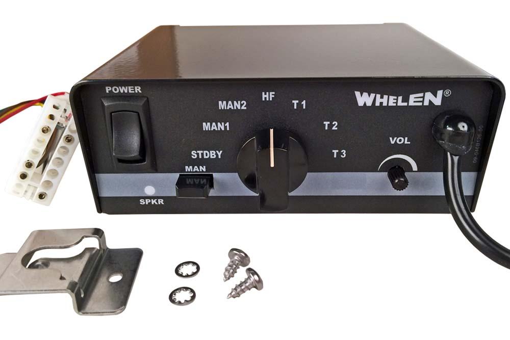 whelen siren epsilon 100 watt with pa rh zips com Whelen Epsl2s6 Wiring -Diagram Whelen 9M Wiring -Diagram