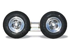 In The Ditch Replacement Speed Dolly Frames Aluminum Wheels | 2
