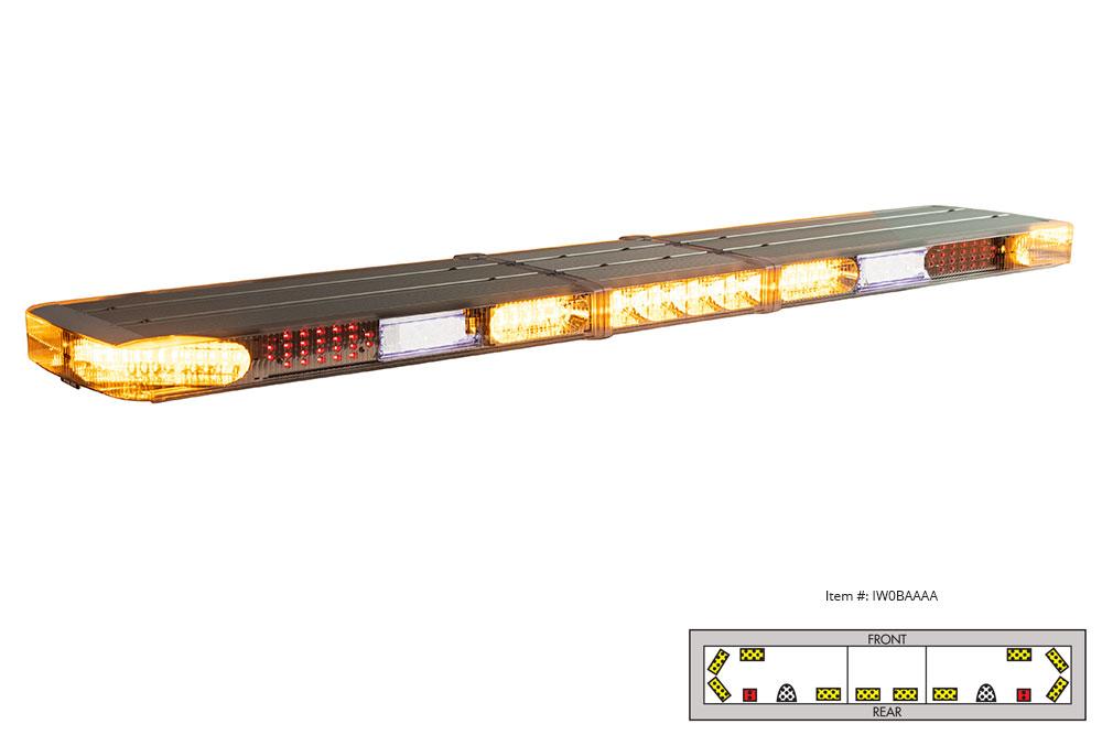 Whelen LED Liberty Light Bar Cable Set