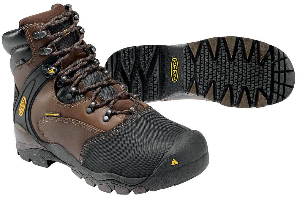 Metatarsal Guard Steel Toe Boots