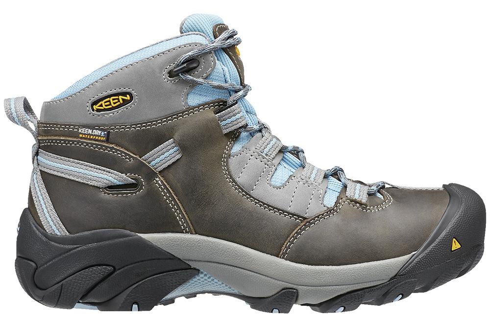 Detroit Mid Soft Toe Boots