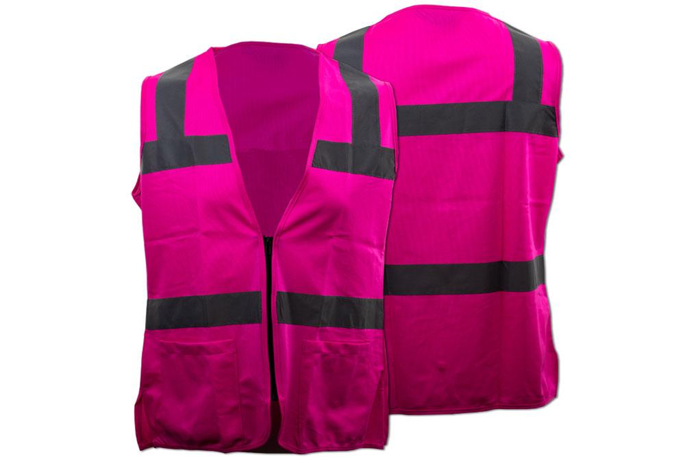 ERB Safety Women's Vest, Pink  - Pink Parent