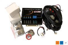 Race Sport Hi-Power Hideaway Strobe Lighting Kit