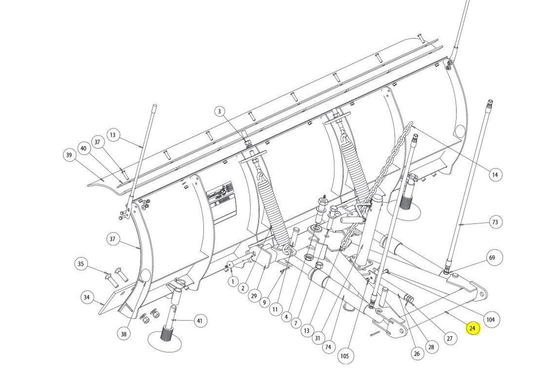 Snowdogg Wiring Harness Schematics Diagram Snapper Ex 80 Trusted Diagrams 7 Way Trailer Brake