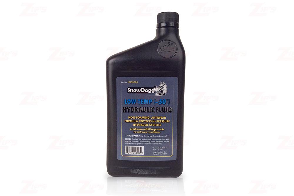 SnowDogg Snowplow Hydraulic Oil